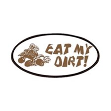 ATV Eat My Dirt Patches