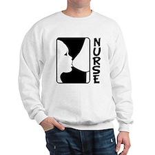 Nursing Baby Sweatshirt
