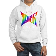 Lilith Rainbow Butterfly Hoodie