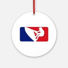 Major League Wave Runner Ornament (Round)