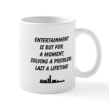 Sticky Quotes Mug