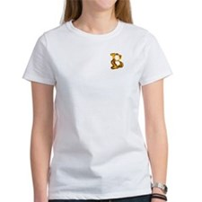 Blown Gold B (pkt) Tee