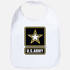US Army Gold Star Logo Bib
