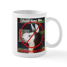 No Drama Llama Mugs