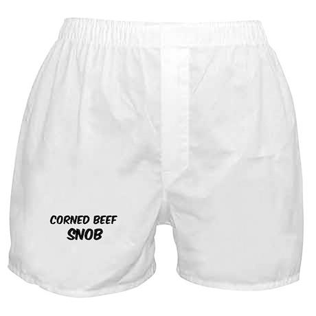 Corned Beef Boxer Shorts