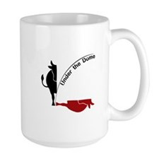 Under the Dome Cow Mugs