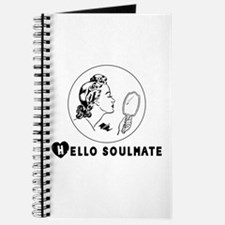 Hello Soulmate Retro Journal