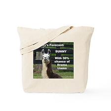 Drama Forecast Tote Bag