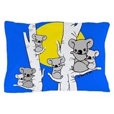 Koala Bears Pillow Case
