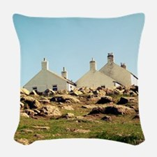 Lands End 3 Woven Throw Pillow