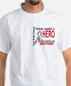 Brain Cancer Heaven Needed Hero 1.1 Shirt