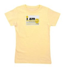 I Am Wishbone Day Girl's Tee