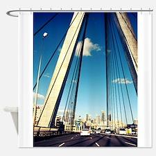 Sydney Bridge 1 Shower Curtain