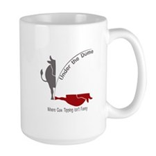 Under the Dome Cow Tipping Mugs