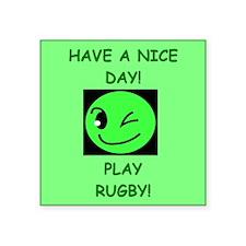 rugby Sticker