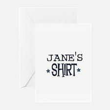 Jane Greeting Cards (Pk of 10)