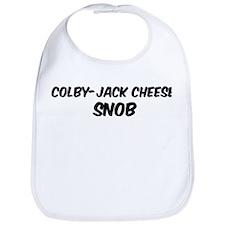 Colby-Jack Cheese Bib