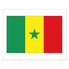 Flag Senegal Posters