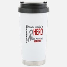 Brain Cancer Heaven Nee Travel Mug