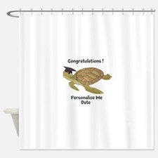 Personalized Sea Turtles Shower Curtain