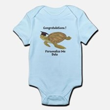 Personalized Sea Turtles Infant Bodysuit