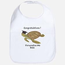 Personalized Sea Turtles Bib