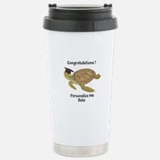 Personalized Sea Turtles Travel Mug