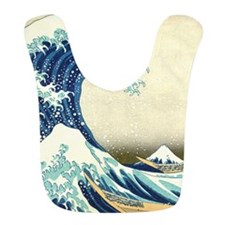 Great Wave off Kanagawa Bib