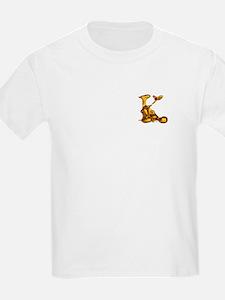 Blown Gold K (pkt) Kids T-Shirt