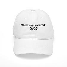 Philadelphia Cheese Steak Baseball Cap