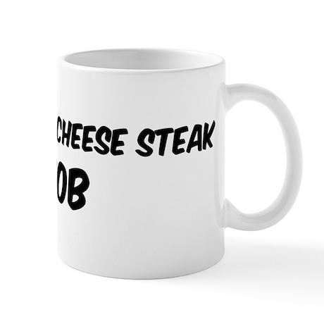 Philadelphia Cheese Steak Mug