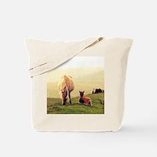Dartmoor Pony Foal 1 Tote Bag