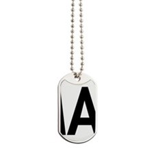 I Love Math, It Makes People Cry Dog Tags