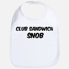 Club Sandwich Bib