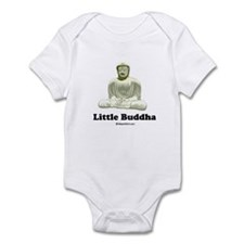 Little Buddha / Baby Humor Infant Bodysuit
