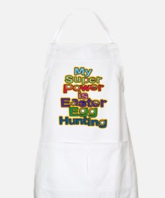 My super power is easter egg hunting Apron