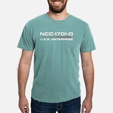 USS Enterprise-D Ligh T-Shirt