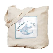 DoveTee.png Tote Bag