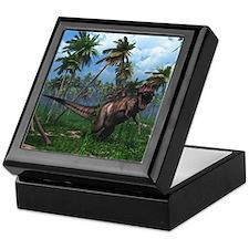 Tyrannosaurus 3 Keepsake Box
