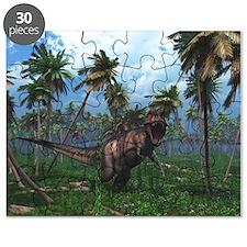 Tyrannosaurus 3 Puzzle