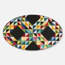 Quilt Patchwork Decal