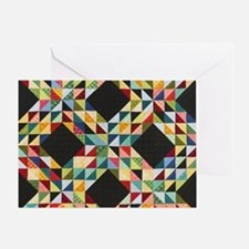 Quilt Patchwork Greeting Card