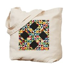 Quilt Patchwork Tote Bag