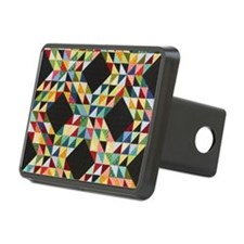 Quilt Patchwork Hitch Cover