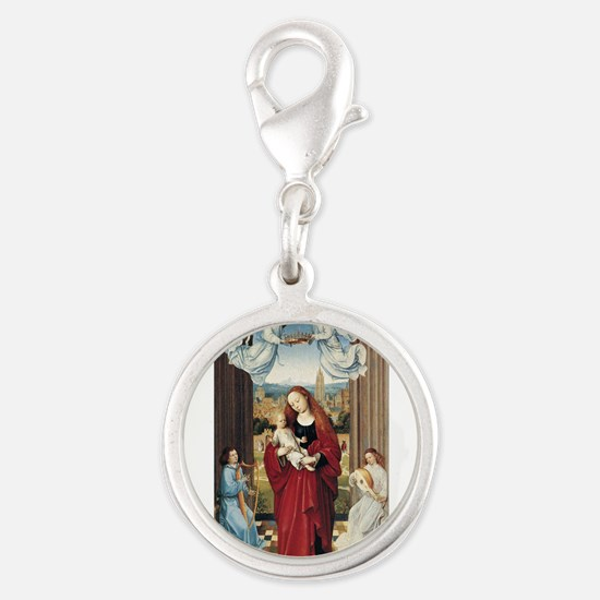 15th Centruy - Virgin and Child With Angels Charms