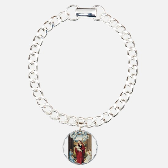 15th Centruy - Virgin and Child With Angels Bracel