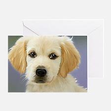 Sweet Dog Greeting Card
