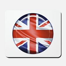 3D UK flag Mousepad