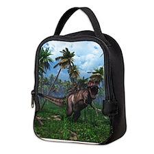 Tyrannosaurus 3 Neoprene Lunch Bag
