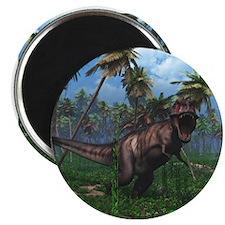 Tyrannosaurus 3 Magnets